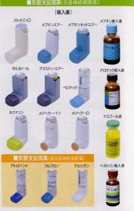 気管支拡張薬